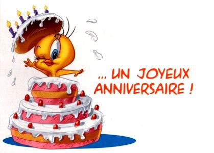 Bon anniversaire JPS…